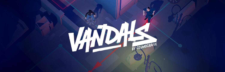 Banner-Vandals